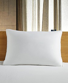 White Down Fiber Pillow-Side Sleeper, King