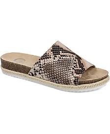 Women's Celine Slide Sandal