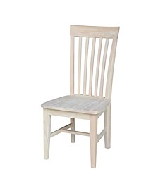 Tall Mission Chairs, Set of 2