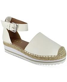 Halla Ankle-Strap Espadrille Sandals