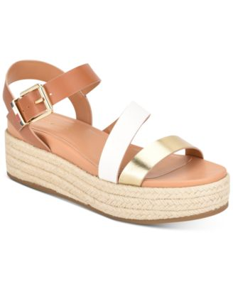 Women's Marri Wedge Sandals, Created for Macy's