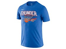 Oklahoma City Thunder Men's Hoops Time T-Shirt
