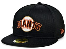 San Francisco Giants Clubhouse 59FIFTY Cap
