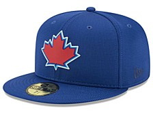 Toronto Blue Jays 2020 Clubhouse 59FIFTY-FITTED Cap