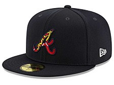 Atlanta Braves 2020 Men's Spring Training Fitted Cap