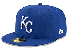 Kansas City Royals 2020 Men's Spring Training Fitted Cap