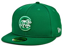 Chicago Cubs 2020 Men's St. Pattys Day Fitted Cap
