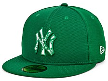 New York Yankees 2020 Men's St. Pattys Day Fitted Cap