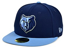 Memphis Grizzlies The Pennant Patch 59FIFTY-FITTED Cap