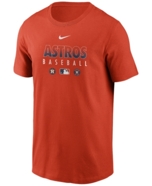 Nike Houston Astros Men's Early Work Dri-Fit T-Shirt