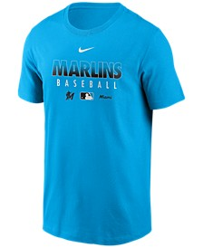 Miami Marlins Men's Early Work Dri-Fit T-Shirt
