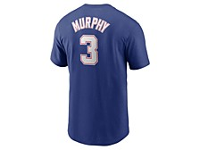 Atlanta Braves Men's Coop Dale Murphy Name and Number Player T-Shirt