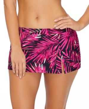 Beach Printed Swim Skirt
