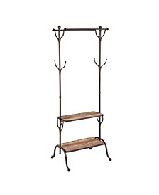 Ghent Entryway Shelf-Hall Tree