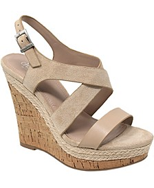 Aaliyah Wedge Sandals