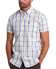 Men's Tattersall Check Shirt