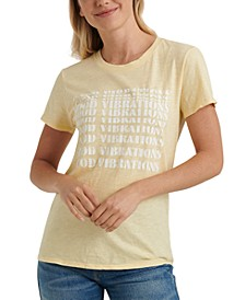 Good Vibes Graphic T-Shirt