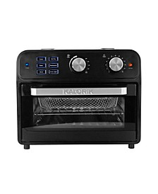 22-Qt. 1800W Digital Air Fryer Toaster Oven