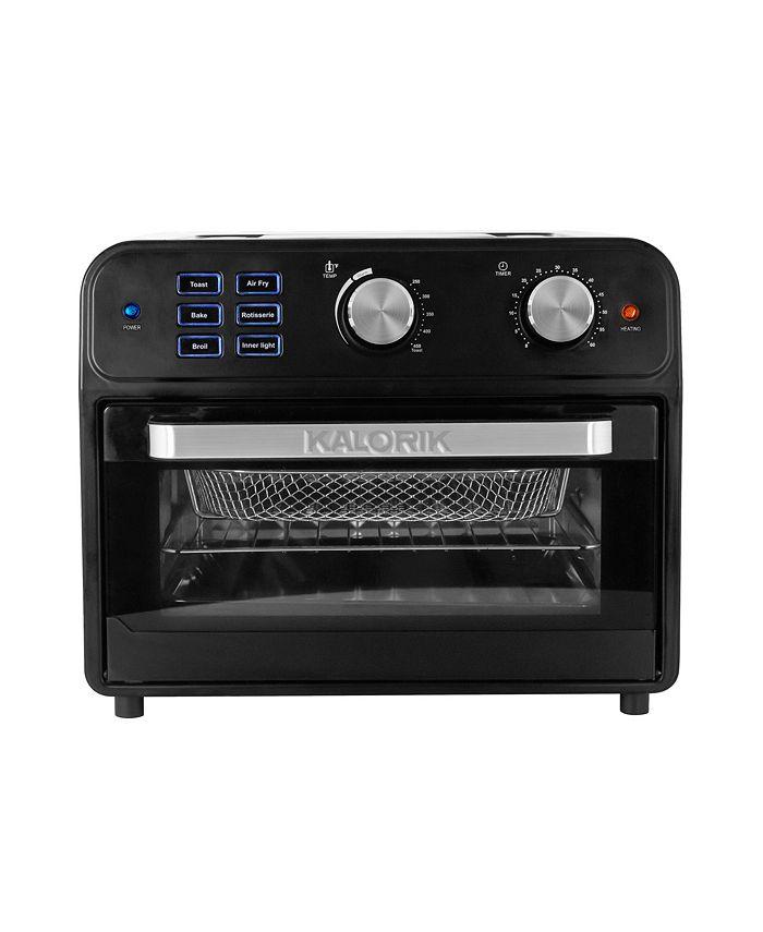 Kalorik - 22-Qt. 1800W Digital Air Fryer Toaster Oven