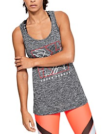 Women's UA Tech Racerback Tank Top