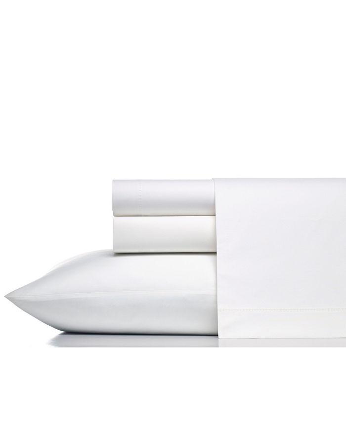 Vera Wang - Solid Cotton Percale  Sheet Set