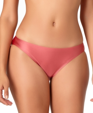 Shine Classic Hipster Bikini Bottoms Women's Swimsuit