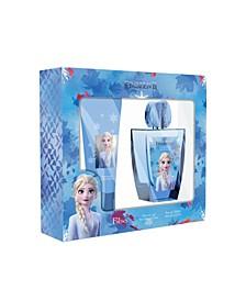 2 Piece Frozen II Elsa Castle Eau De Toilette Gift Set