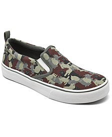 Women's Marley Jr. - Catmouflage Casual Sneakers from Finish Line