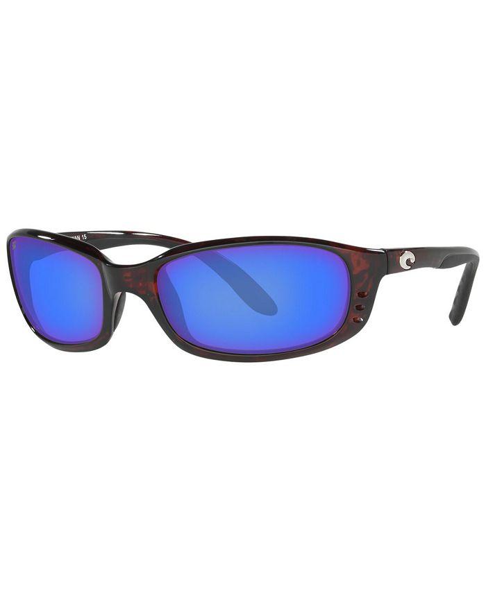 Costa Del Mar - Men's Brine Polarized Sunglasses