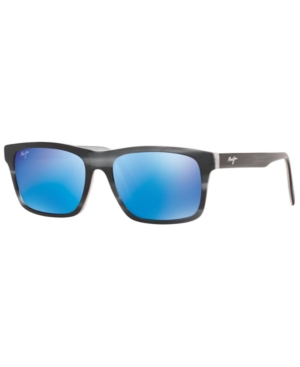 Maui Jim Men's Waipio Valley Polarized Sunglasses