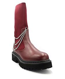 Paula Pull on Boots