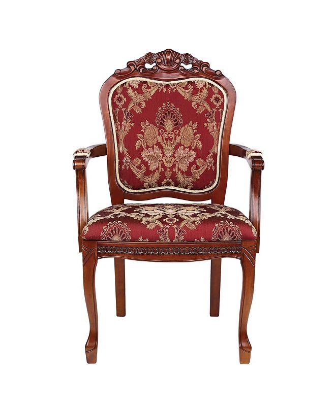Design Toscano Crown Hill Baroque Chair