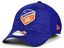 FC Cincinnati 2020 On-field 39THIRTY Cap