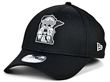 Minnesota Twins 2020 Clubhouse Black White 39THIRTY Cap