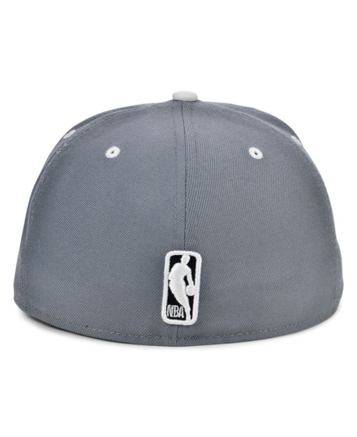 New Era Los Angeles Lakers Storm Black White Logo 59FIFTY Cap & Reviews - Sports Fan Shop By Lids - Men - Macy's