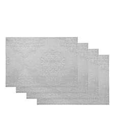 Marquis by Camden Placemat Silver Set of 4