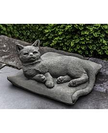 Lazy Afternoon Garden Statue