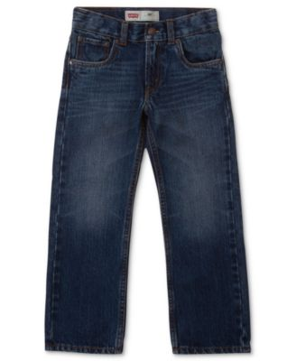 Image of Levi's® 505 Regular Fit Jeans, Little Boys (4-7)
