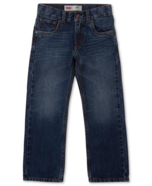 Levis 505 Regular Fit Jeans Little Boys (47)