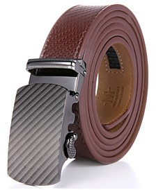 Men's Crafted Leather Ratchet Belts