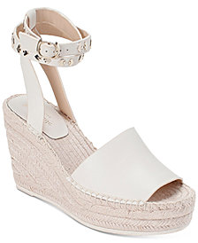 kate spade new york Frenchy Wedge Sandals