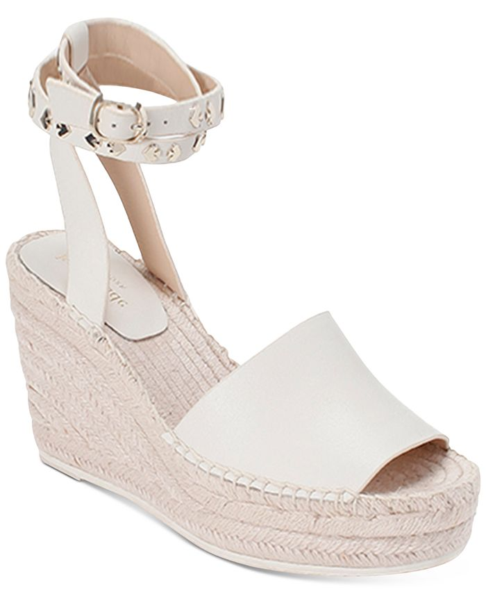 kate spade new york - Frenchy Wedge Sandals