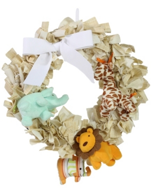 3 Stories Trading Decorative Baby Nursery Wreath