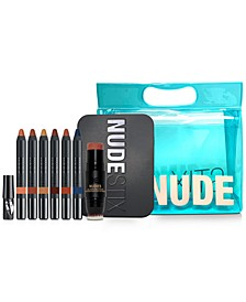 10-Pc. Sun & Sea Nude Beach Palette Set