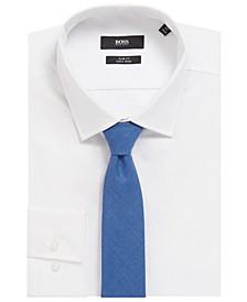 BOSS Men's Medium Blue Tie
