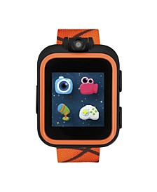 PlayZoom Smartwatch for Kids Basketball Print 42mm