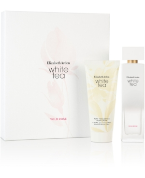Elizabeth Arden 2-Pc. White Tea Wild Rose Fragrance Gift Set