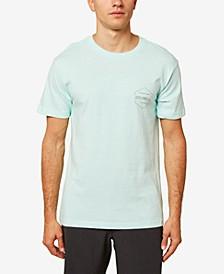 Men's Floral Fade T-Shirt