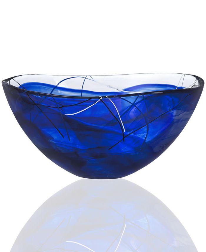 Kosta Boda - Contrast Large Bowl