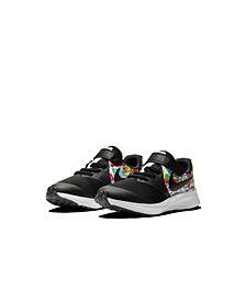 Little Girls Star Runner 2 Fable Stay-Put Closure Running Sneakers from Finish Line
